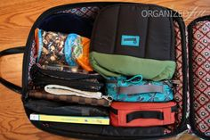 Organized Jen.  Great website with good home organization tips