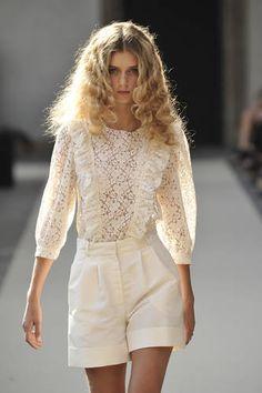 ⌤ lace ⌤ #lace #vintage #fashion