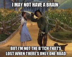 Really Dorothy