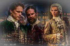 """""""Did the King say anything to you?"""" I asked. Jamie grinned, hands linked behind his head as he stretched. """"Oh, aye. He opened one eye and looked at me as though he didna believe it."""" One eye still open, Louis had surveyed his visitor with a sort of..."""