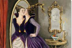 Lo Specchio-Cielo: Biancaneve dei Grimm, Seconda Parte, in Cui si Parla di una Regina e del Suo Specchio