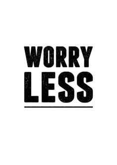 Worry does not empty tomorrow of its sorrow. It empties today of its strength.- Corrie Ten Boom