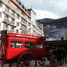 Mont-Cervin Palace, Zermatt Zermatt, Hotels, Street View, Fresh, Travel, Pictures, Viajes, Traveling, Trips