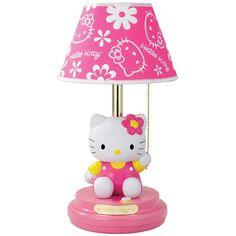 Hello Kitty Bedside Lamp