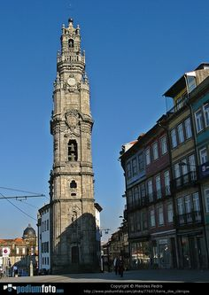 Architecture, Torre Dos Clérigos!!!
