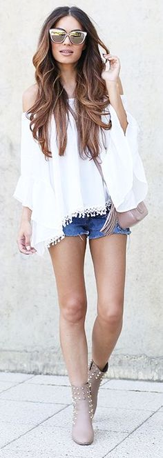 Studded Jimmy Choos Booties