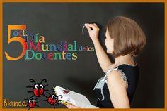 Actividades para Educación Infantil: FELIZ DÍA MUNDIAL DE LOS DOCENTES 2014