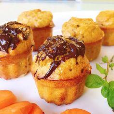 Mamã Paleo: Muffins de Cenoura
