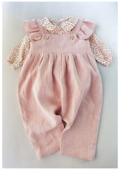 Toddler Girl Outfits, Baby Girl Dresses, Baby Outfits, Baby Dress, Toddler Girls, Baby Girl Fashion, Fashion Kids, Babies Fashion, Toddler Fashion