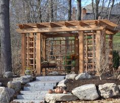 I'd love this someday....wonder where I could get the plans.....for my mountain home :)