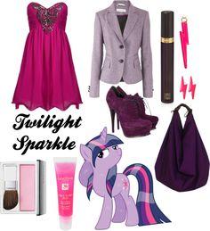"""Twilight Sparkle"" by ksrat on Polyvore"