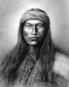 Naiche - Native American