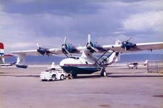 "british-eevee: "" Catalina with four engines """