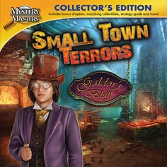 Small Town Terrors: Galdor's Bluff Collector's Edition (Steam Key) [Online Game Code] #makeupartist -- Visit the sponsored product link more details.