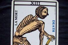 Tarot. El Arcano de la Muerte