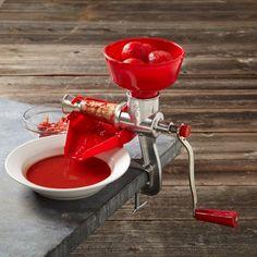 Tre Spade Italian Tomato Press