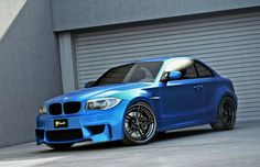 Best Cars and Bikes Boosts Power on the BMW 1-Series M Coupe