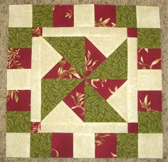 Apple Avenue Quilts: 2013 Free Block of the Month  Might try this.  Will be a good way to use up all my scrappies!