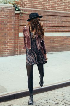 27 Bohemian Fall Outfits That Are On Point This Season - Top Trends Indie Fashion, Look Fashion, Trendy Fashion, Winter Fashion, Fashion Outfits, Fashion Trends, Bohemian Fashion, Sport Fashion, Fashion Hats