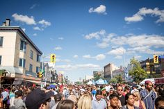 The top 20 street festivals in Toronto for summer 2014