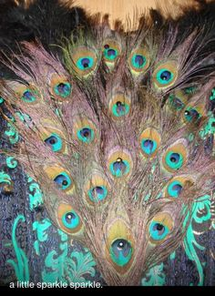 .#halloween#costume#diy#peacock#trashylingerie#inspired#tutu