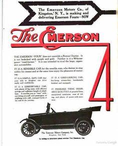 1917 Emerson