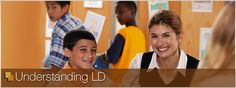 Information & Resources for Teaching Students with Learning Disabilities. For parents & teachers! Reading Intervention, Helping Children, Parents As Teachers, Learning Disabilities, Dyslexia, Special Needs, Disability, Adhd, Teacher Stuff