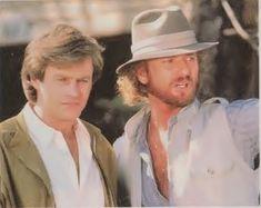 Robert Scorpio & Luke Spencer  (Tristan Rogers & Tony Geary)