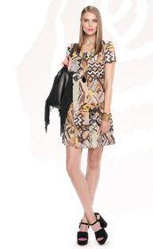 Vestido 550-468 Divas, Dresses, Fashion, Templates, Vestidos, Spring Summer, Moda Femenina, Elegant, Women