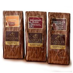 Send Godiva Coffee to Live For & other gifts to USA online: Coffee saves the world every morning.