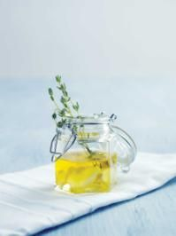 Garlic Oil Infusion
