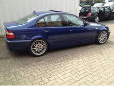 BMW e46 M-Pack sedan