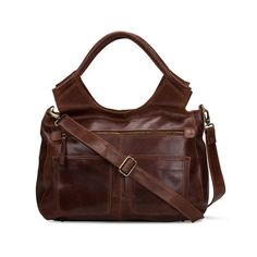 Leder Handtasche Satchel  Wochenende reisen von TheLeatherStore