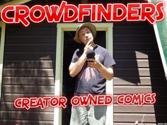Support Crowdfinders Podcast creating Podcasts