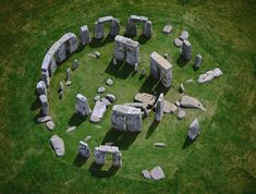 Stonehenge - we took a tour that let us go inside and touch the stones.