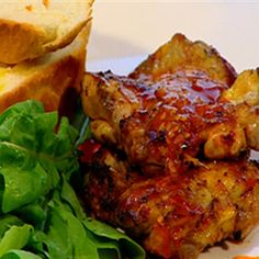 Try this Portuguese Chicken recipe by Chef Peter Evans. This recipe is from the show Short Orders.