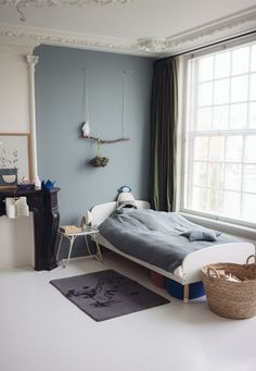 Classic Colourschemes for Kids' Rooms - by Kids Interiors