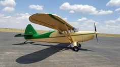 1947 Stinson 108-2 for sale in (KLLN) Levelland, TX USA => www.AirplaneMart.com/aircraft-for-sale/Single-Engine-Piston/1947-Stinson-108-2/14239/