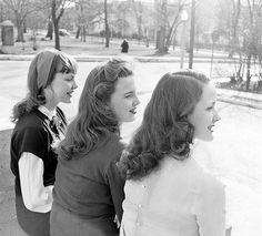 Girls,  1940s