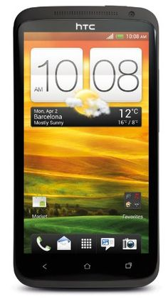 HTC One X with Beats Audio Unlocked GSM Android SmartPhone - (Grey). Price: $539.00