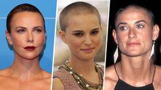 Kristen Stewart isn't alone! 13 celebrities who have shaved their heads