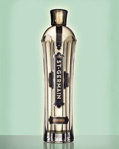 St Germain liqueur, design by Sandstrom Partners (bottle)
