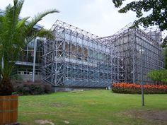 #gliwice #palmiarnia w Parku Chopina