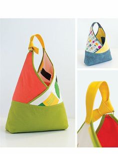Sew Square market bag