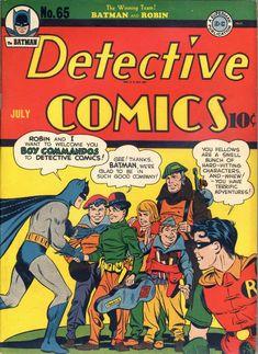 Resultat d'imatges de detective comics 65