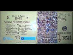 Grupul de psalți Tronos - Cântări ale dumnezeieștii Liturghii - YouTube