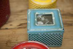 Caixa Azul | A Loja do Gato Preto | #alojadogatopreto | #shoponline