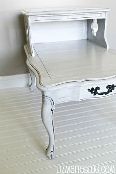 antique grey how-to