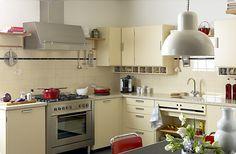 Retro Keuken Piet Zwart Bruynzeel