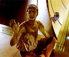 Because every Doctor Who board needs to have a gif of a dancing weeping angel. Finally, a weeping angel that didn't terrify me! Doctor Who, 11th Doctor, Serie Doctor, Fandoms, Don't Blink, David Tennant, Dr Who, Superwholock, Bad Wolf